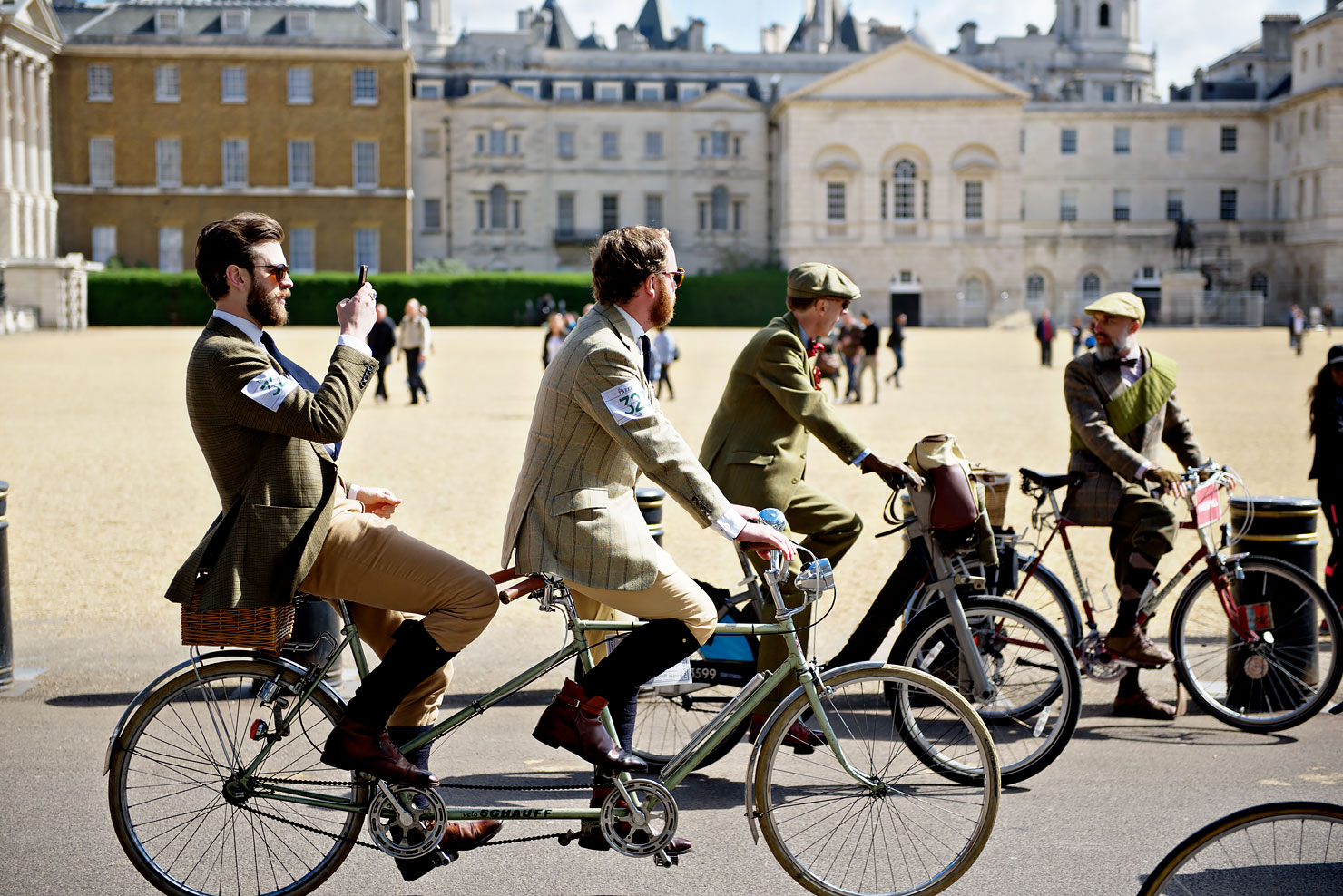 Tweed-Run-London-Tandem-Bike-3